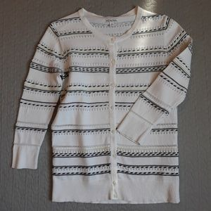 Merona brand Button down sweater cardigan size Med